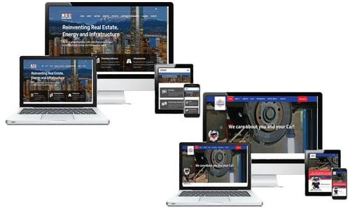 website designing in Pickering