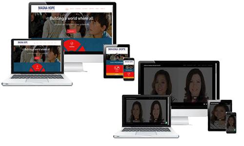 website designs in bowmanville